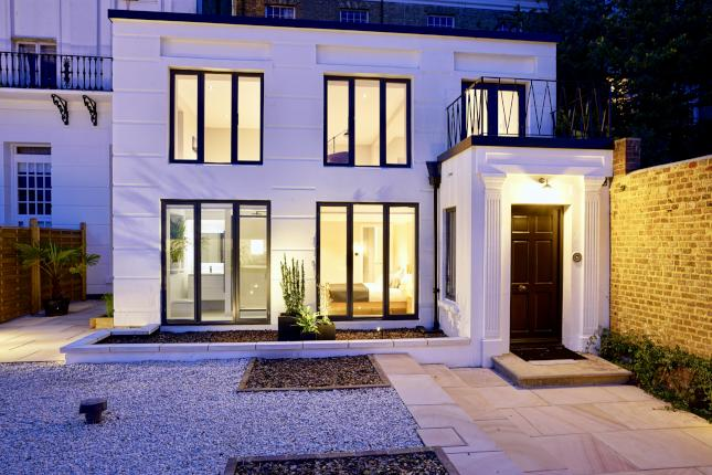 Boavista Window Frames impress at Grade I Listed Brighton Building